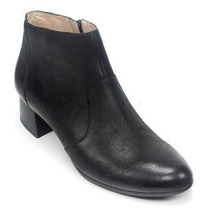 Dansko Petra ankle boots black